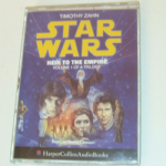 Star Wars Heir to the Empire Vol 1 Timothy Zahn Audio book Cassettes